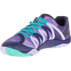 Merrell W's Trail Glove 4 Shoes Very Grape/Astral Aura